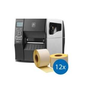 Zebra DPD XL Start-Up Package: Zebra ZT230 Printer + 12 Zebra compatible