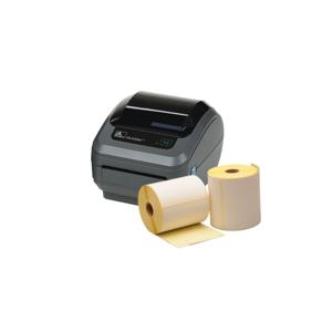 Zebra GK420D + 12 UPS labels 102x150mm zebra compatible