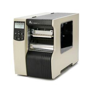 Zebra 110Xi4 (113-80E-00203), Rewind + Peeler