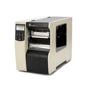 Zebra 140Xi4 (140-8KE-00203), Rewind + Peeler