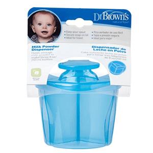 Dr Browns Milk Powder Dispenser - Blue