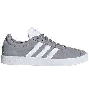 adidas VL Court 2.0 Mens Trainer, Grey / UK 10