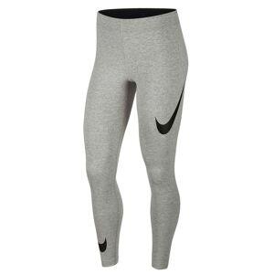 Nike Sportswear Leg-A-See Swoosh Womens Legging, Grey / UK 16-18
