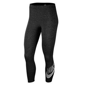Nike Futura Womens Cropped Legging, Black / UK 8-10