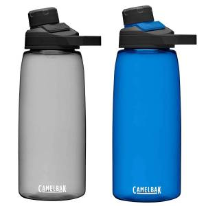 Camelbak Chute Mag Bottle 1L, Charcoal / One Size