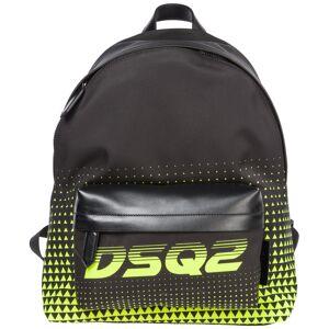 Dsquared2 Men's rucksack backpack travel  - Men - Black
