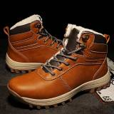 Newchic Men Non Slip Wear Resistant Outdoor Casual Leather Boots