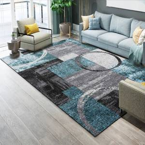 Newchic Abstract Extra Small Large Modern Area Rugs Floor Carpet Rug Mat For Living Room