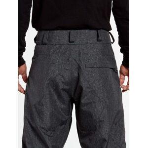 Volcom Men's L GORE-TEX Pants - Black Static  - BLACK STATIC - Size: S