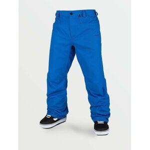 Volcom Men's Carbon Pants - Cyan Blue  - CYAN BLUE - Size: Medium