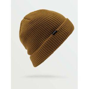 Volcom Men's Sweep Lined Beanie - Burnt Khaki  - BURNT KHAKI - Size: Small