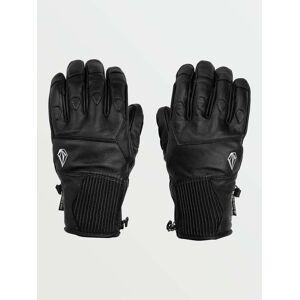 Volcom Men's Service GORE-TEX Glove - Black  - BLACK - Size: Medium