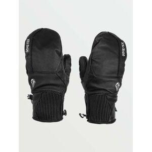 Volcom Men's Service GORE-TEX Mitt - Black  - BLACK - Size: Small