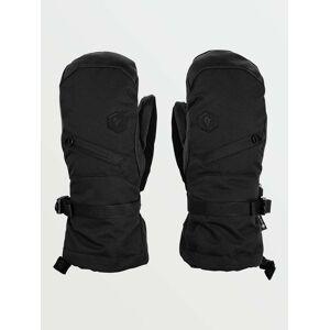 Volcom Women's Skye GORE-TEX Mitt - Black  - BLACK - Size: Medium