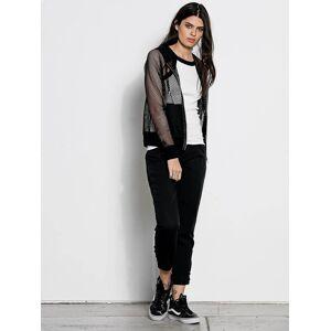 Volcom GMJ Mesh Hoodie - Black  - BLACK - Size: Extra Small