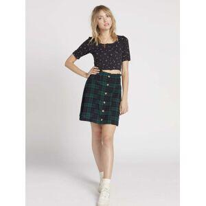 Volcom Untamed Feels Skirt - Green  - GREEN - Size: 2X-Large