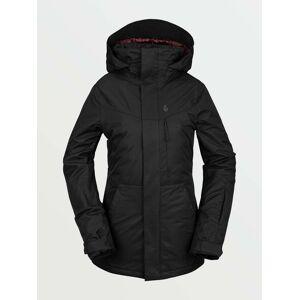 Volcom Women's Pine 2L TDS Jacket - Black  - BLACK - Size: Extra Large