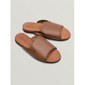 Volcom Women's Stone Daze Sandals - Tan  - TAN - Size: 10