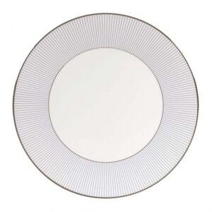 Wedgwood Jasper Conran Pin Stripe Dessert Plate - 23cm