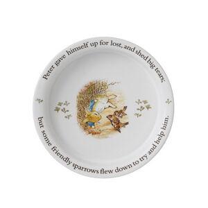 Wedgwood Peter Rabbit Baby's Porringer Bowl