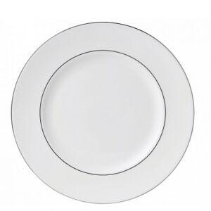 Wedgwood Signet Platinum 20cm Dessert   Salad Plate