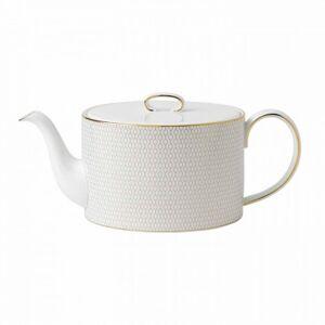 Wedgwood Arris Tea Pot White