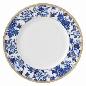 Wedgwood Hibiscus Floral 27cm Dinner Plate
