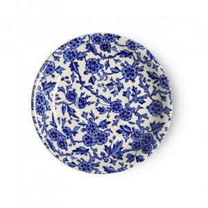 Burleigh Blue Arden Breakfast Cup Saucer