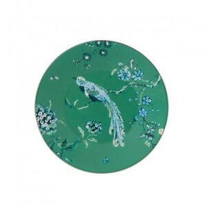 Wedgwood Jasper Conran Chinoiserie Green Tea Plate 18cm