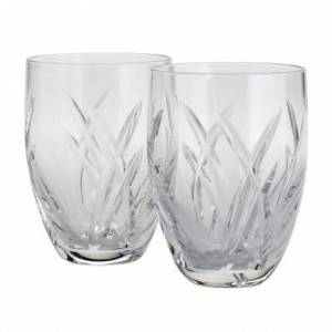 Waterford Crystal John Rocha Signature Tumblers - Set of 2