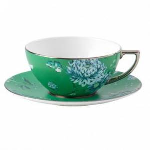 Wedgwood Jasper Conran Chinoiserie Green Tea Cup