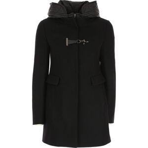 01479724024194 IT8584844 Fay Women's Coat, Black, Virgin wool, 2019, 12 14