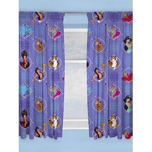 Aladdin Disney Aladdin Sunset Curtains