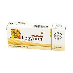 Logynon 0.05/0.03/0.075/0.04/0.125/0.03 X 126 Pills