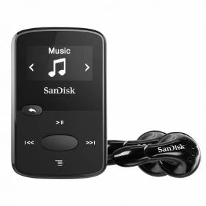 SanDisk Sansa Clip Jam MP3 Player 8GB Black