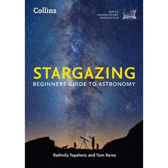 Collins Stargazing Book