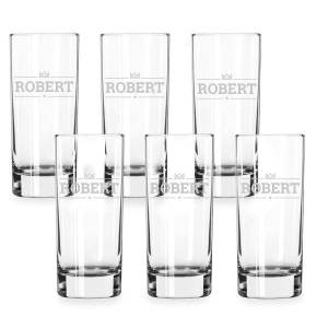 YourSurprise Highball glass (set of 6)