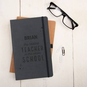 YourSurprise Notebook for Teachers - Black