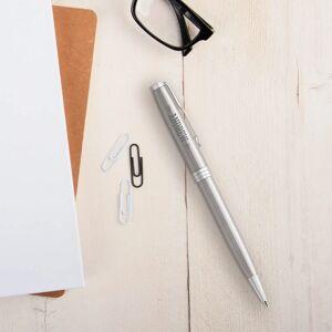 YourSurprise Parker - Sonnet Steel ballpoint pen - Silver (left-handed)