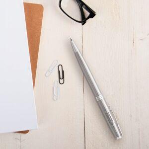YourSurprise Parker - Sonnet Steel ballpoint pen - Silver (right-handed)