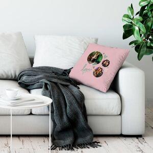 YourSurprise Cushion case - 50 x 60 cm - Pink