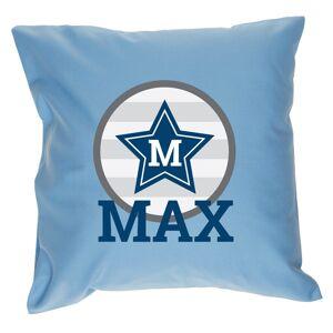 YourSurprise Children's cushion Light Blue - 40x40cm
