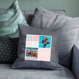 YourSurprise Mother's Day cushion - Dark Grey