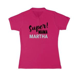 YourSurprise Polo shirt - Women - Pink - L