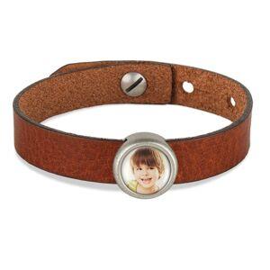 YourSurprise Photo charm bracelet - Brown - 1 photo