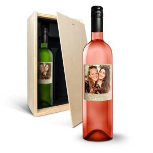 YourSurprise Wine with printed label - Belvy - White and Rosé