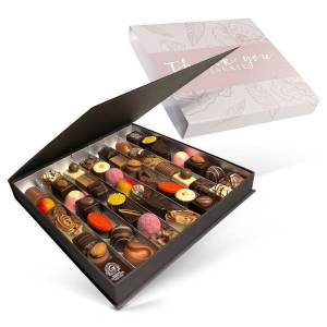 YourSurprise Chocolates in luxurious gift box - 49 chocolates