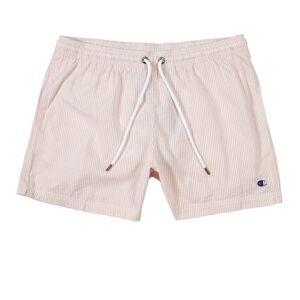Champion Shorts - Pink / White  - Pink - Size: Small