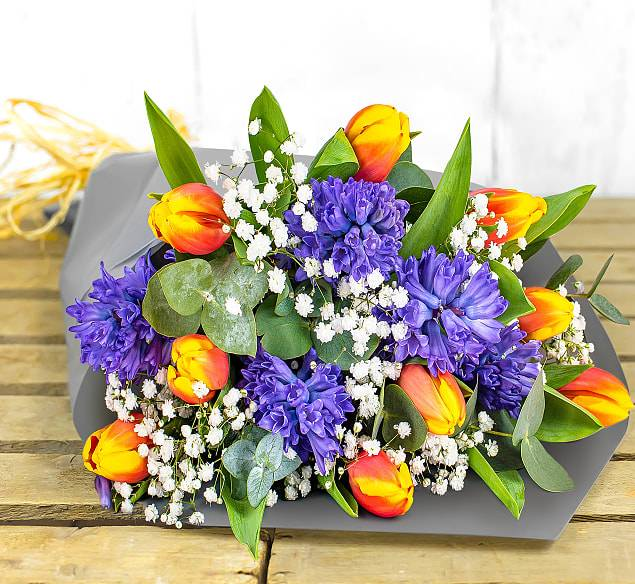 123 Flowers Mrs Bouquet - Flower Delivery - Flowers By Post - Next Day Flower Delivery - Flower Delivery UK - Send Flowers