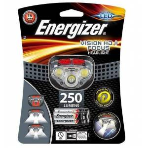 Energizer VISION HD+ FOCUS TORCH LED Torch S9180
